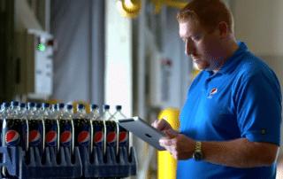 Pepsi crece gracias a la movilidad empresarial y las aplicaciones para trabajar mejor