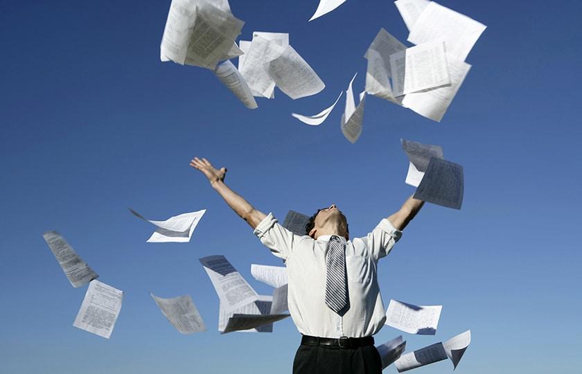 Si la gestión de documentos no se hace correctamente en la empresa y especialmente en el departamento comercial existirán muchos problemas para el negocio