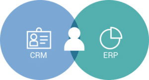 Los ERP manejan la producción, logística, distribución, inventario, envíos, facturas y contabilidad de la compañía de forma modular