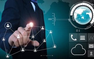 Si tu empresa busca o tiene una ERP o CRM no dudes en contactar con app2U, expertos en transformación digital y soluciones móviles para empresas y negocios